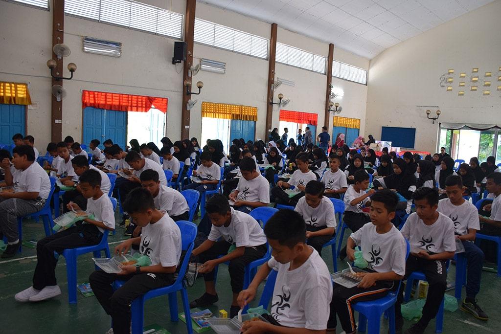 Kursus Pelajar Melayu-Islam Cemerlang (KPMIC) 2020 Siri VIII: Saratok