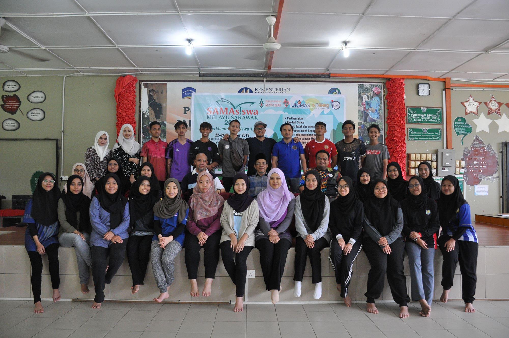 Program SAMAsiswa Melayu Sarawak 2020: SAMAjaya 2.0 Resume & Temuduga