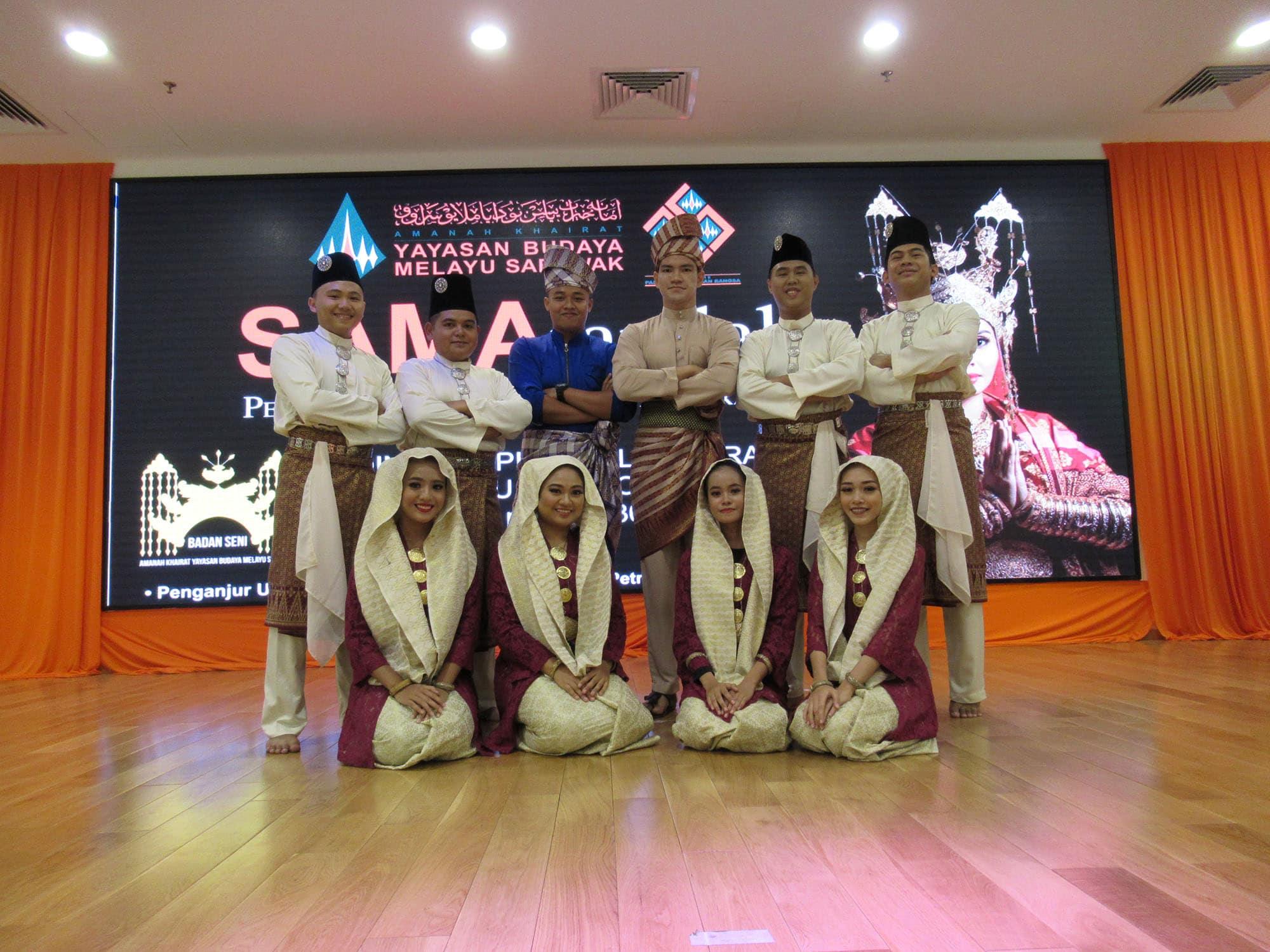 SAMAtandak Persembahan Tarian Melayu Sarawak 2020 Siri II: Mydin Petra Jaya